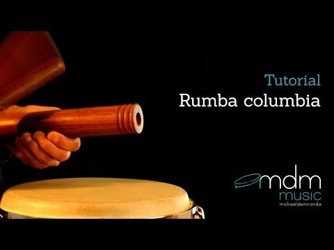 Rumba columbia free lesson by Michael de Miranda