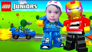 Main LEGO mobil mobilan | Lego Car for kids | Zefanya Oyanio