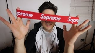 MY CUSTOM SUPREME HEADBAND From BOXERS!
