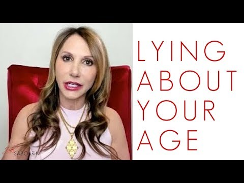 Should women lie about their age
