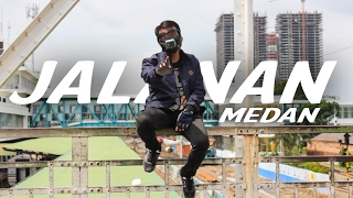 Ghandy November - Jalanan Medan (Official Music Video )