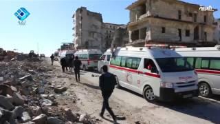 أرقام متضاربة حول أعداد الخارجين من حلب