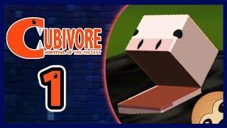 I AM CHOOMPY! - Cubivore - Episode 1