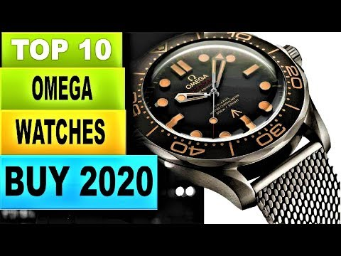 TOP 10 BEST NEW OMEGA Watches 2020 Amazon!