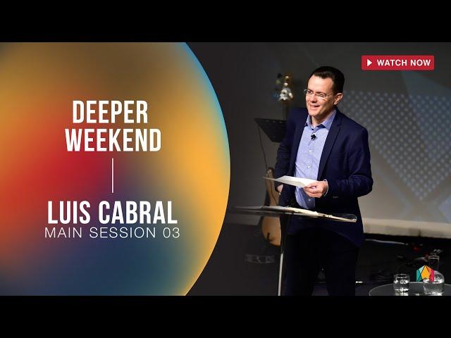 PS LUIS CABRAL - DEEPER WEEKEND