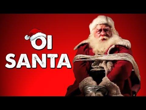 Hyperaptive - Oi Santa [Christmas Rap Song]