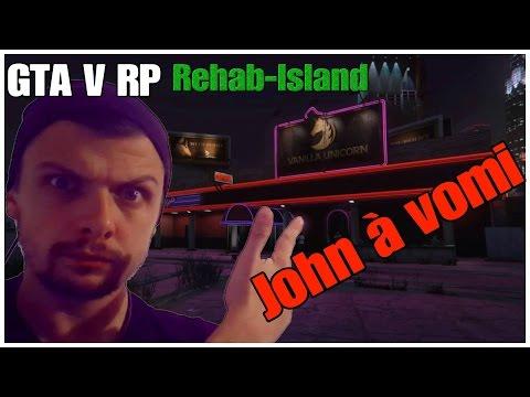 GTA RP Rehab- Island [Tour en ville avec John]