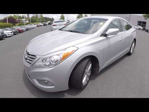 Walkaround Review of 2014 Hyundai Azera 97584A