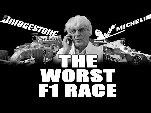 The Worst Formula 1 Race: The 2005 United States Grand Prix
