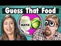 GUESS THAT FOOD CHALLENGE! #2 | People V