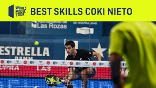 Best Skills Coki Nieto 2020 - World Padel Tour