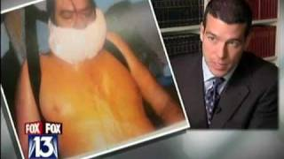 police brutality cops torture pepper spray 62 year old man to death