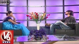 Raj tarun about mahesh babu compliments || special interview || madila maata || v6 news
