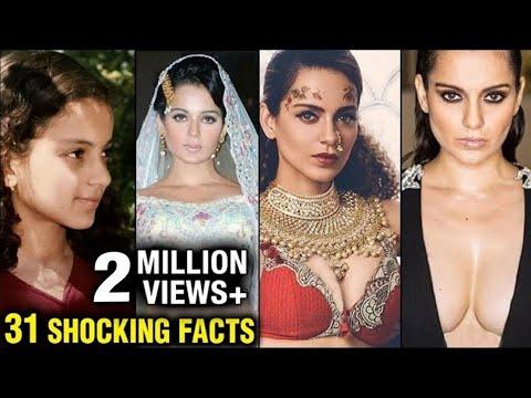 Kangana Ranaut 31 SHOCKING UNKNOWN Facts | Happy Birthday Kangana Ranaut