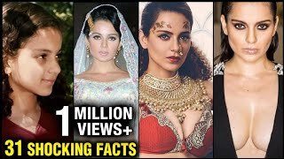 Kangana Ranaut 31 SHOCKING UNKNOWN Facts  Happy Birthday Kangana Ranaut