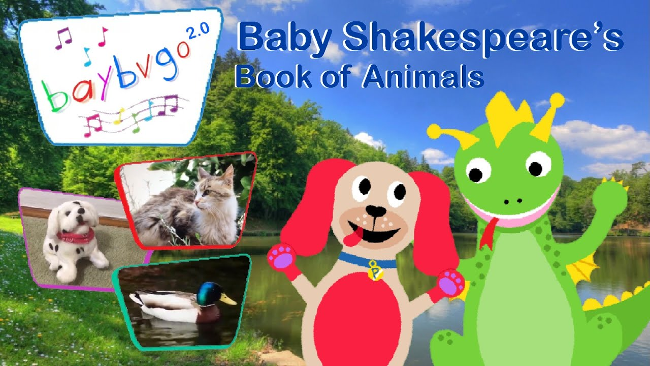 Baby Shakespeares Book Of Animals A Mini Movie Youtube