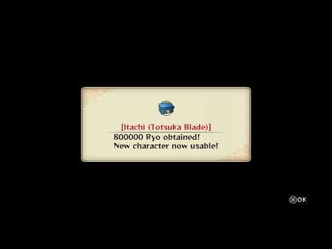 I'm playing naruto ultimate ninja storm trilogy - storm 3 chapter 11 |