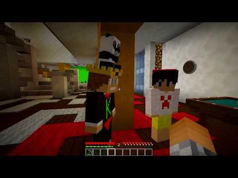 Minecraft: REFORMA NO BANHEIRO !! - Casa Dos Youtubers #23