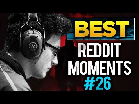 Dota 2 Best Moments of Reddit - Ep. 26 thumbnail
