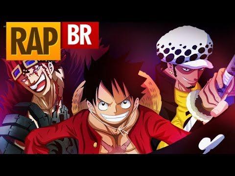 Rap dos Supernovas (One Piece) | ft.Dinoceronte | DatteBeats RapConjunto 03