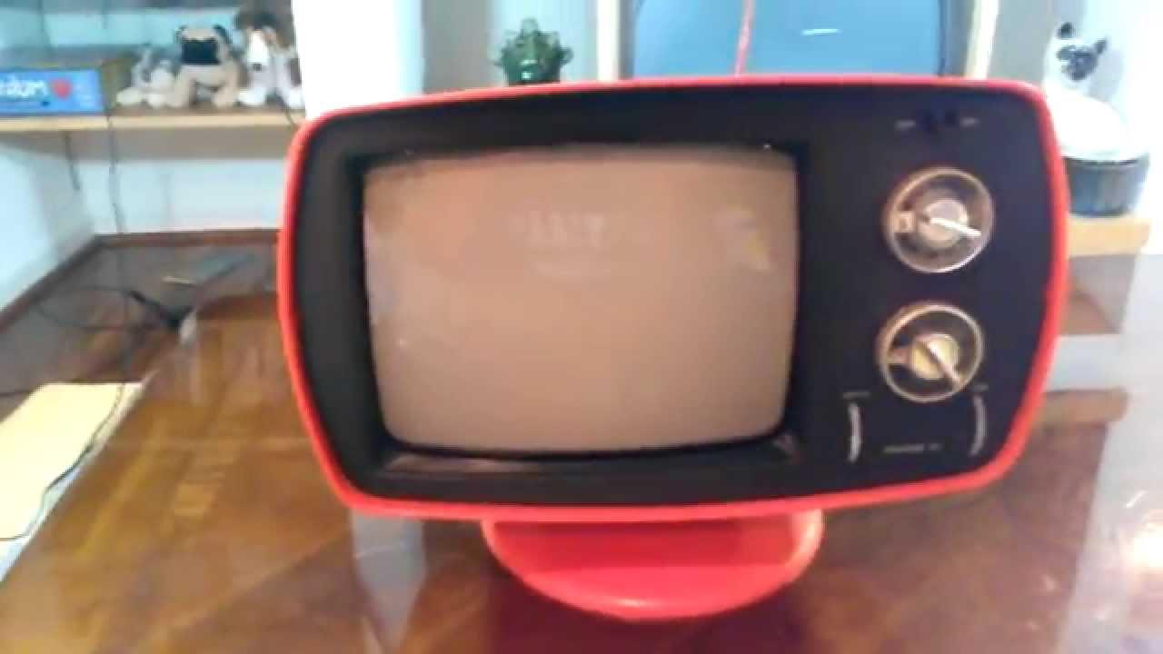Vintage Philco Tv