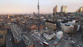 art'otel london hoxton - development