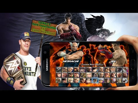 Tekken 5 Dark Ressuruction Game Download Highly Compressed Game
