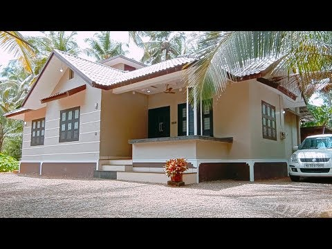 Fabulous single story home for 15 Lakh   Home tour