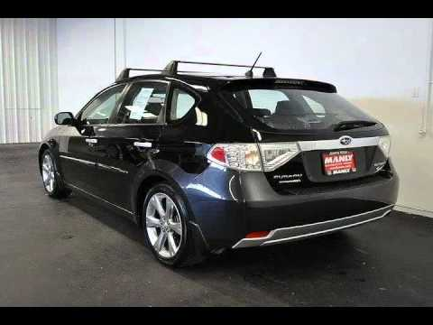 2010 subaru impreza outback sport wagon 4d black santa. Black Bedroom Furniture Sets. Home Design Ideas