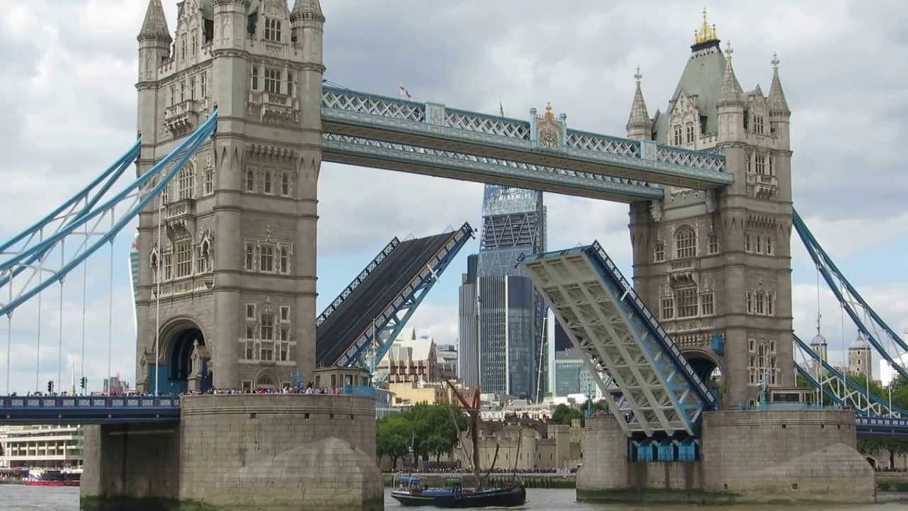 bridge tower london opening closing