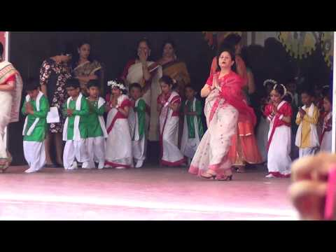 aadhya kg1 Indian high school (juniors) Dubai UAE annual day program hd