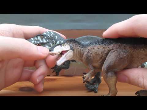 Review 93: Terra By Battat Acrocanthosaurus