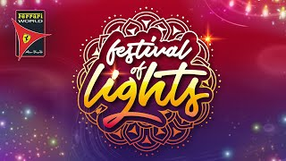 Festival of Lights 2018 | Ferrari World Abu Dhabi