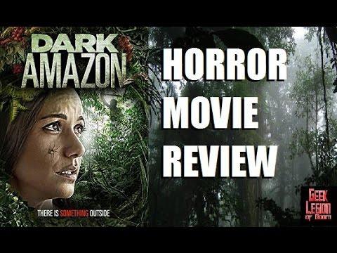 Dark Amazon 2014 Mina Olivera Found Footage Horror Movie Review