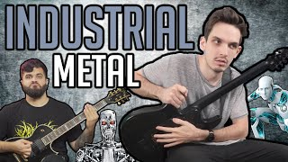 The Most Used Industrial Metal Stereotypes (feat. Andrew Baena)