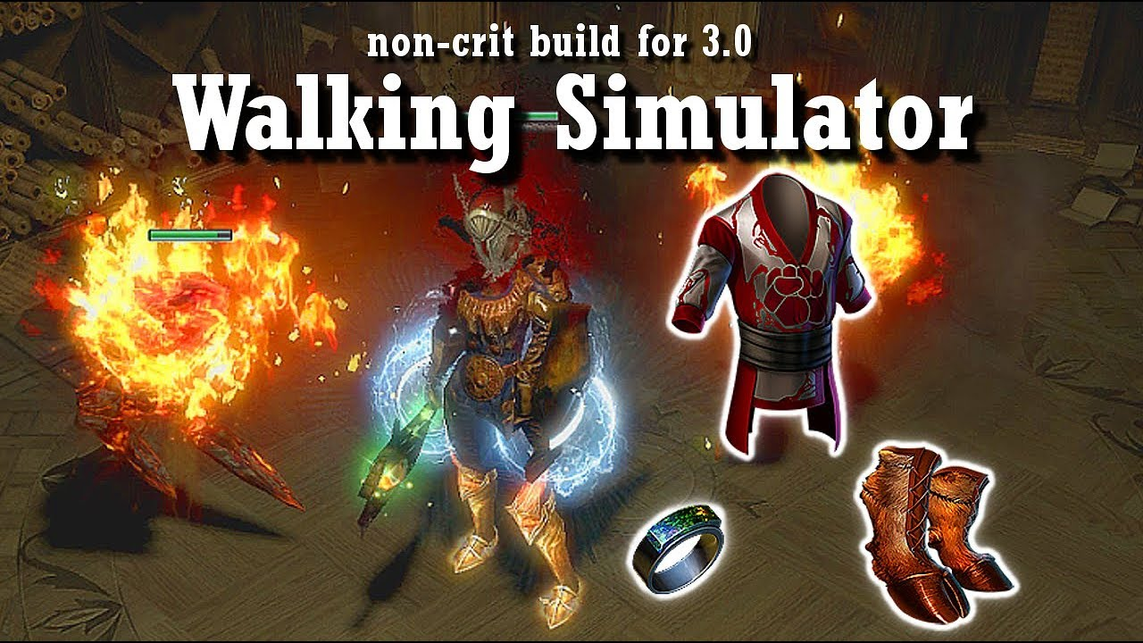 Build Thunder Path Of Exile