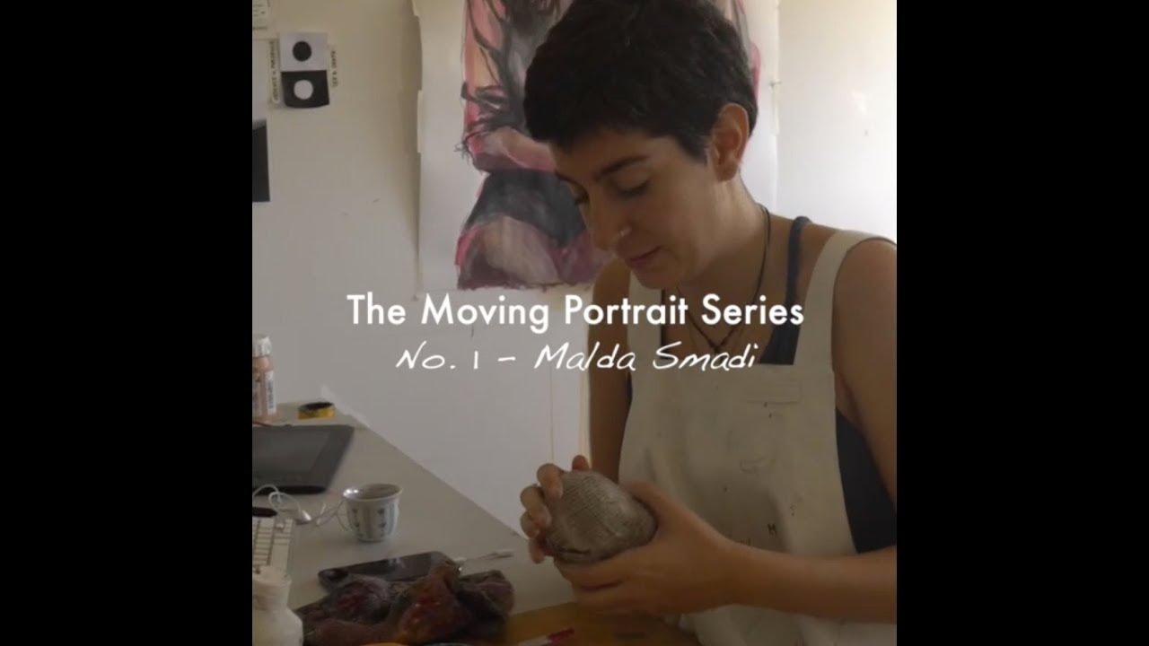 The Moving Portrait Series - Ep 1: Malda Smadi