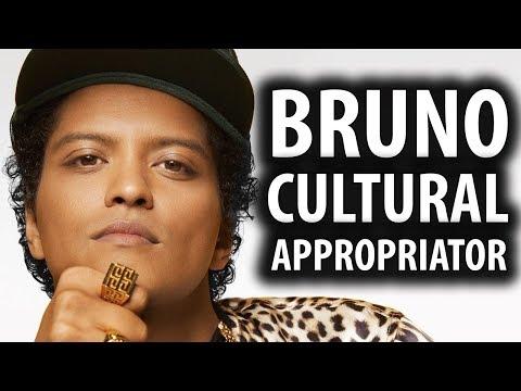 Bruno Mars Slammed For Cultural Appropriation