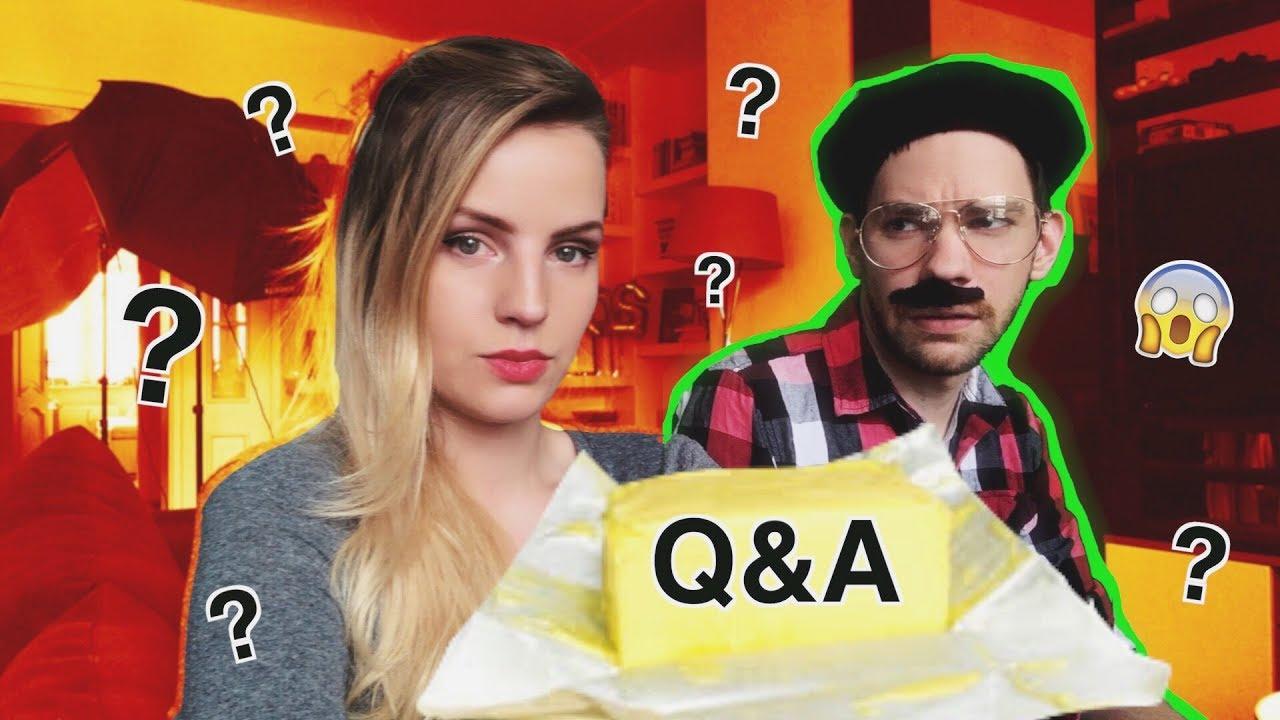 Jakie kupuję MASŁO? Q&A [200k SPECIAL]