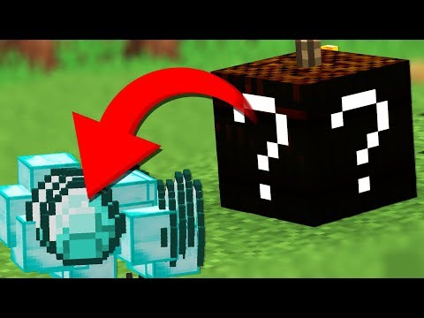 Using RANDOM Drops to find FASTEST Diamonds in Minecraft (Randomizer Survival #4)