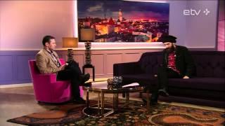 """""""Рабарбар"""" рекомендует: Эстонские дни музыки, песочное шоу и Billy's band (""""ТВой вечер"""", 07/04/2016)"""