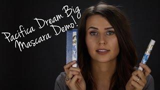 Pacifica Dream Big Mascara Demo (Cruelty Free & Vegan!) - Logical Harmony