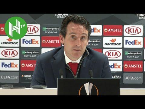 Arsenal 1-0 Qarabag | Unai Emery: Welcome back Laurent Koscielny