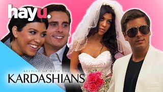 Kourtney & Scott's Craziest Moments | Keeping Up With The Kardashians