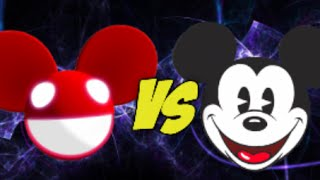 deadmau5 VS Mickey