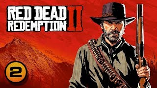 Red Dead Redemption 2 // RDR2 PS4 Pro // Release Day Live Stream Gameplay // #2