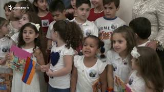 Նախագահ Արմեն Սարգսյանը Դոհայում հյուրընկալվել է Քաթարում ՀՀ դեսպանատանը