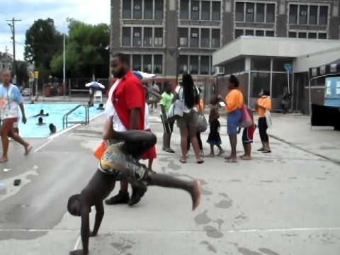 "Tribe Origins Philadelphia- Power 99 ""Pool Takeover"" Event-8/13/2010"