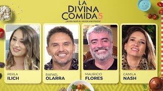 La Divina Comida - Perla Ilich, Mauricio Flores, Camila Nash y Rafael Olarra