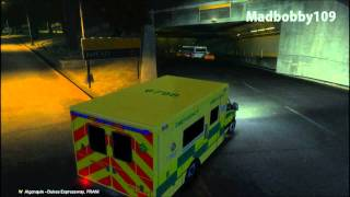 GTA IV : Road Traffic Collision